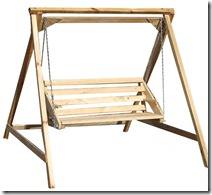 Huśtawka ogordowa | Garden Swing