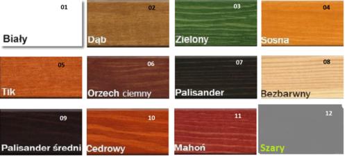 kolory d23
