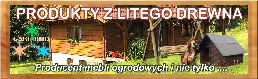 Producent mebli z litego drewna dla domu i ogrodu
